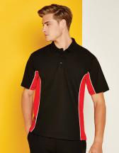 Classic Fit Track Polo